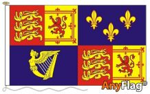 ROYAL BANNER 1707 14 QUEEN ANNE ANYFLAG RANGE - VARIOUS SIZES